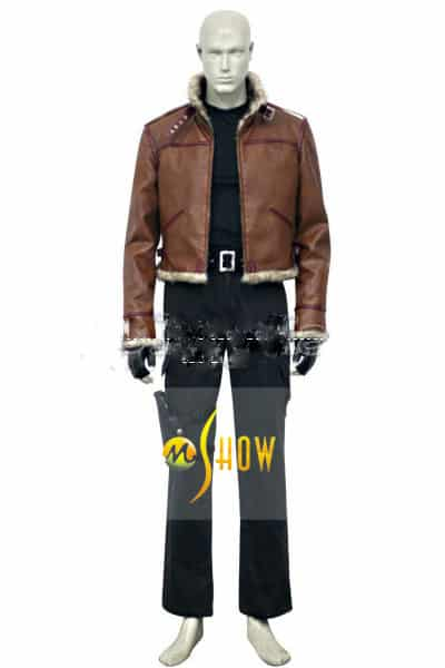 Resident Evil Costumes Resident Evil 4 Leon S Kennedy Cosplay Costume Men Halloween Costume Cosplay Anime Clothings Party S-3XL  sc 1 st  Man Halloween Costumes & Resident Evil Costumes Resident Evil 4 Leon S Kennedy Cosplay ...