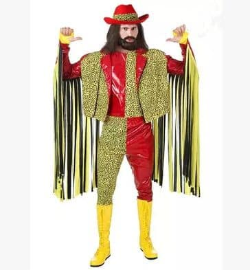 48c6c6f2d super macho man costume macho man costume halloween costumes funny clothes  for men carnival costumes movie clothing
