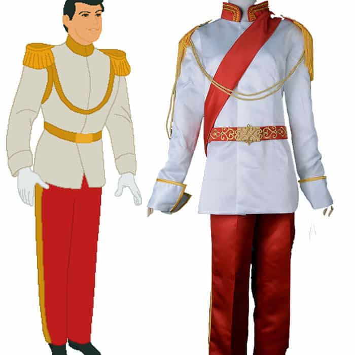 cinderellas prince charming cosplay costume royal ball adult men party halloween costumes for men fairy tale custom wholesale - Prince Charming Halloween Costumes