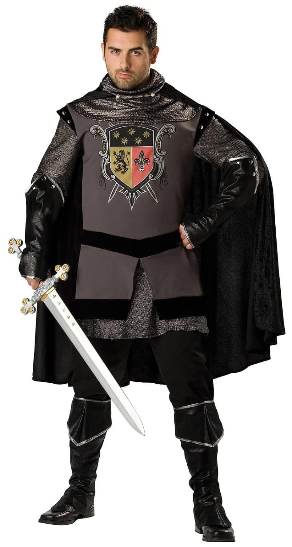 elite mens medieval dark knight cosplay costume men halloween party